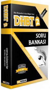 DDY Yayınları DHBT 2 Orta Öğretim Soru Bankası