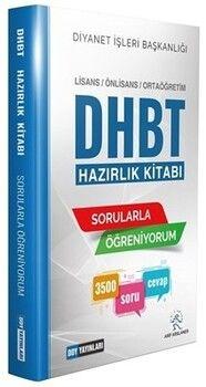 DDY Yayınları DHBT Sorularla Öğreniyorum Hazırlık Kitabı