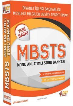 DDY Yayınları Diyanet İşleri Başkanlığı MBSTS Konu Anlatımlı Soru Bankası Deneme Sınavı