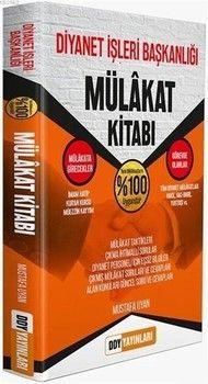 DDY Yayınları Diyanet İşleri Başkanlığı Mülakat Kitabı