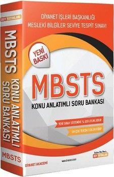 DDY Yayınları MBSTS Konu Anlatımlı Soru Bankası