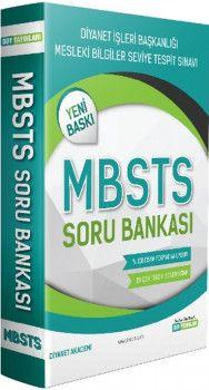 DDY Yayınları MBSTS Soru Bankası