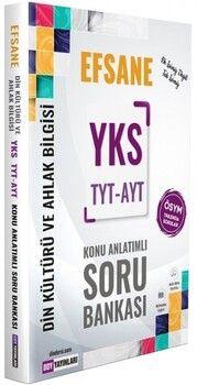 DDY Yayınları TYT AYT Din Kültürü ve Ahlak Bilgisi Efsane Konu Anlatımlı Soru Bankası