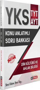 DDY Yayınları TYT AYT Din Kültürü ve Ahlak Bilgisi Konu Anlatımlı Soru Bankası