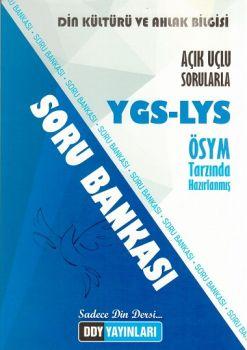 DDY Yayınları YGS LYS Din Kültürü ve Ahlak Bilgisi Açık Uçlu Sorularla Soru Bankası