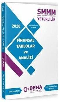 Deha Yayınları 2020 SMMM Yeterlilik Finansal Tablolar ve Analizi