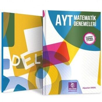 Deli Kitap AYT Matematik 10 lu Deneme