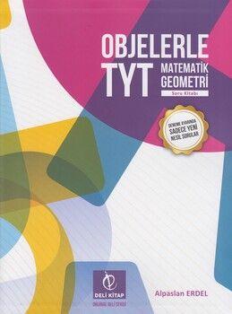 Deli Kitap TYT Matematik Geometri Objelerle Soru Kitabı