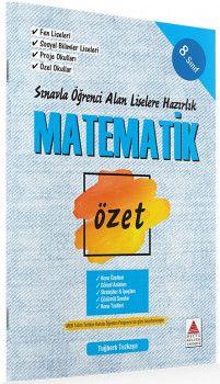Delta Kültür 8. Sınıf Matematik Özet