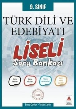 Delta Kültür 9. Sınıf Türk Dili ve Edebiyatı Liseli Soru Bankası