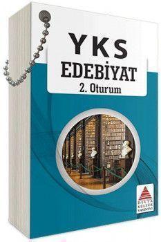 Delta Kültür AYT Edebiyat Cep Kartı