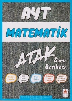 Delta Kültür AYT Matematik Atak Soru Bankası