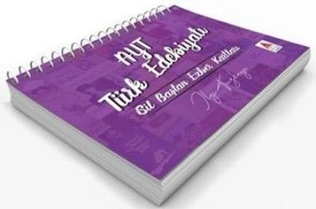 Delta Kültür AYT Türk Edebiyatı Sil Baştan Ezber Kartları