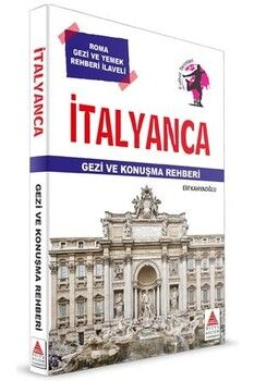 Delta Kültür İtalyanca Gezi ve Konuşma Rehberi