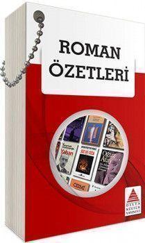 Delta Kültür Roman Özetleri Kartları