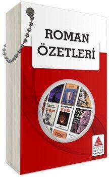Delta Kültür Roman Özetleri