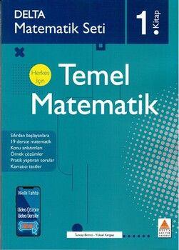 Delta Kültür Temel Matematik Herkes İçin Matematik Seti 1. Kitap