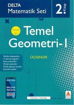 Delta Kültür Temel Geometri 1 Herkes İçin Matematik Seti 2. Kitap