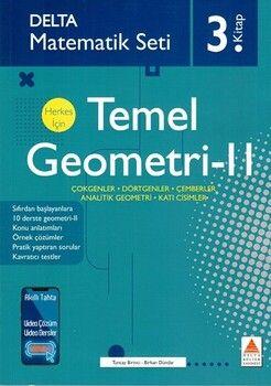 Delta Kültür Temel Geometri 2 Herkes İçin Matematik Seti 3. Kitap