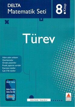 Delta Kültür Temel Matematik Herkes İçin Matematik Seti 8. Kitap