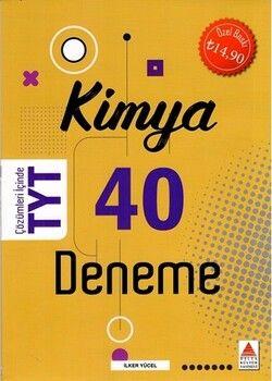 Delta Kültür TYT Kimya 40 Deneme