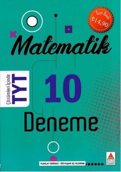 Delta Kültür TYT Matematik 10 Deneme