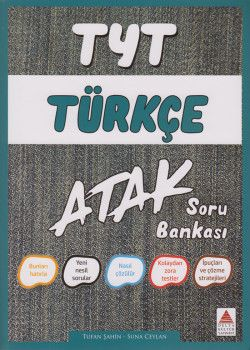 Delta Kültür TYT Türkçe Atak Soru Bankası