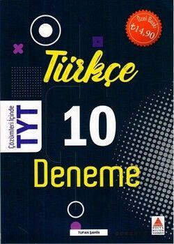 Delta Kültür TYT Türkçe 10 Deneme