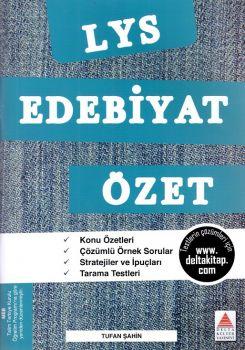Delta Kültür Yayınevi LYS Edebiyat Özet