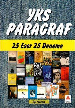 Delta Kültür Yayınları YKS Paragraf 25 Eser 25 Deneme