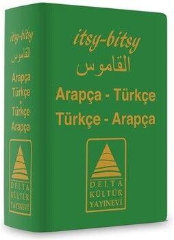 Delta Kültür Yayınevi Itsy Bitsy Arapça Türkçe Türkçe Arapça Mini Sözlük