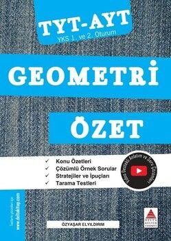 Delta Kültür Yayınları TYT AYT Geometri Özet