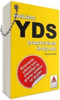Delta Kültür YDS İngilizce Stratejiler İpuçları Kartları