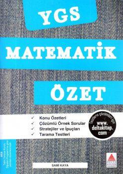 Delta Kültür YGS Matematik Özet