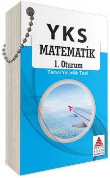Delta Kültür YKS 1. Oturum TYT Matematik Kartları