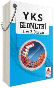 Delta Kültür YKS 1. ve 2. Oturum TYT Geometri Kartları