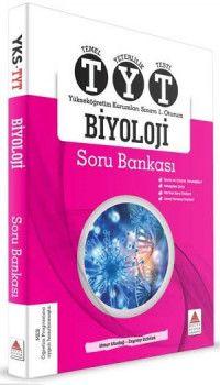 Delta Kültür YKS 1. Oturum TYT Biyoloji Soru Bankası