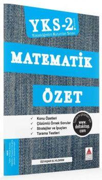 Delta Kültür YKS 2. Oturum Matematik Özet