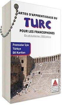 Delta KültürFransızlar için Türkçe Dil Kartları