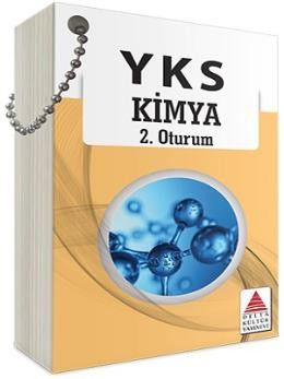 Delta Yayınları AYT Kimya Kartları