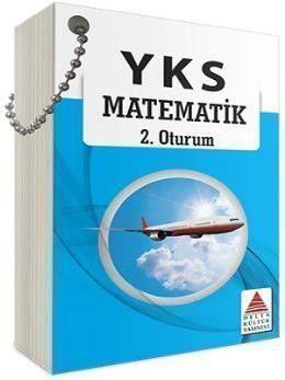 Delta Yayınları AYT Matematik Kartları