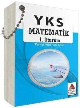 Delta Yayınları TYT Matematik Kartları