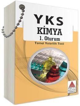 Delta Yayınları TYT Kimya Kartları