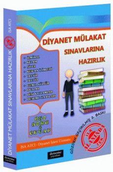 Deneme Yayınları Diyanet Mülakat Sınavlarına Hazırlık
