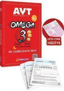 Deneme Zamanı AYT Omega 3 PDF Çözümlü Deneme Sınavı