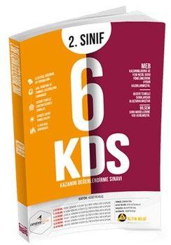 DenemeBank 2. Sınıf KDS Kazanım Değerlendirme Sınavı 6 Fasikül