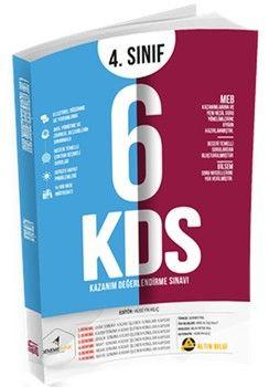 DenemeBank 4. Sınıf KDS Kazanım Değerlendirme Sınavı 6 Fasikül