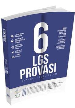 DenemeBank 8. Sınıf LGS Provası Pissa 6 Fasikül