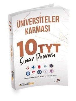 DenemeBank TYT Üniversiteler Karması 10 lu Sınav Provası