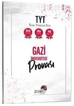 DenemeBank TYT Gazi Üniversitesi Provası Zorro